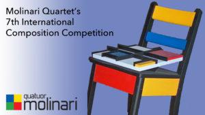 concours composition molinari quartet